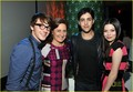 Merry Christmas Drake & Josh Premiere - drake-and-josh photo