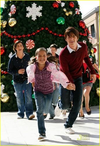 Merry natal itik jantan, drake & Josh