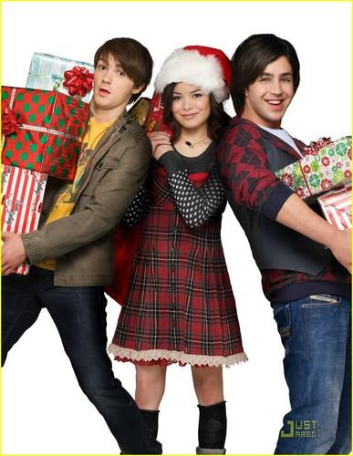 Merry Weihnachten erpel, drake & Josh