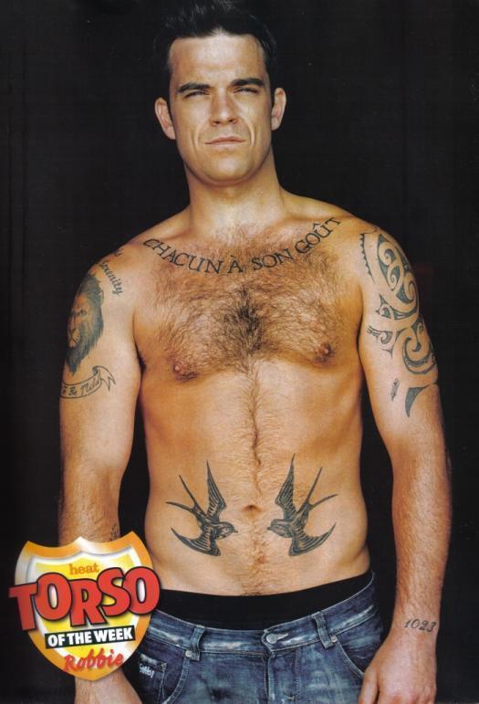 Robbie Williams - Images