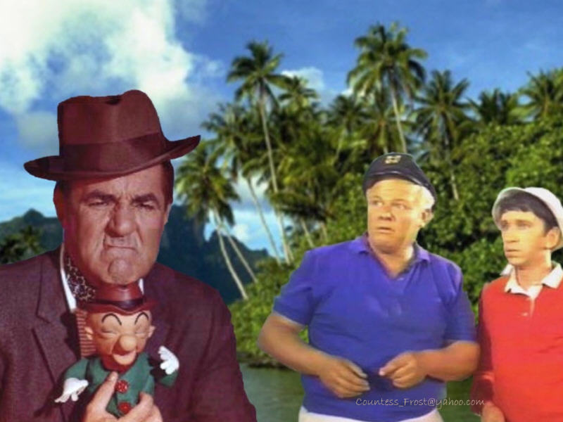 wallpaper gilligans island