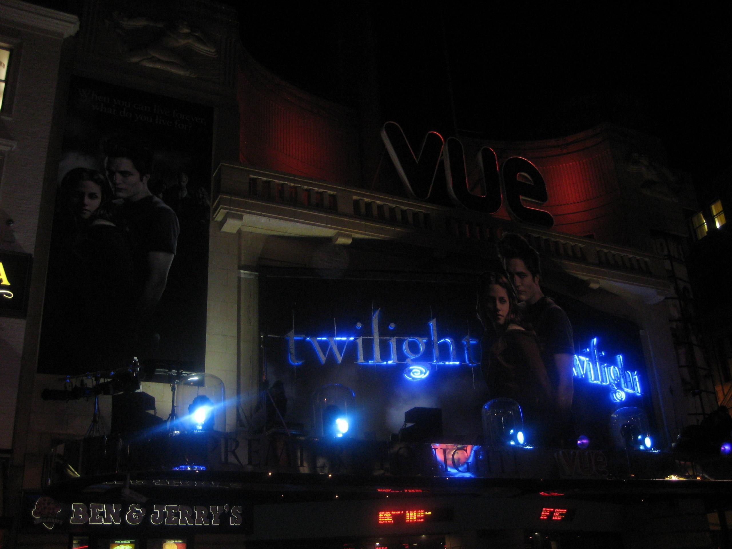 My Twilight London Premiere Pics :D