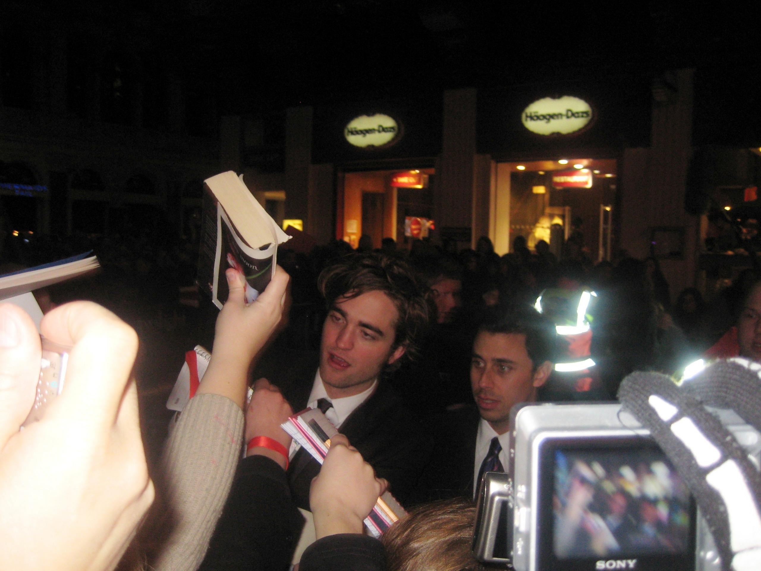My Twilight Londres Premiere Pics :D