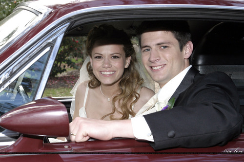 Naley just got married