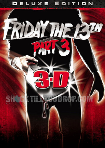 New Friday the 13th DVD re-release covers