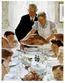 Norman Rockwell Thanksgiving - thanksgiving photo
