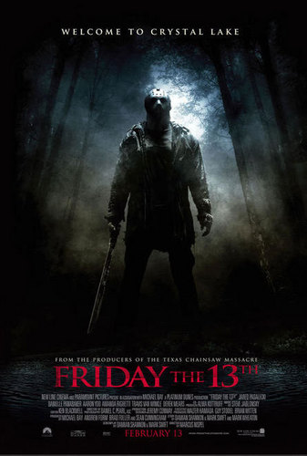 Official Friday the 13th Movie Poster
