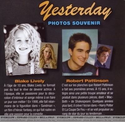 One magazine scan