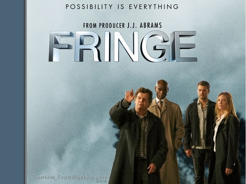 Fringe fond d'écran titled Possibility Is Everything