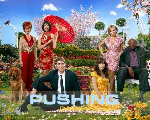 Pushing Daisies