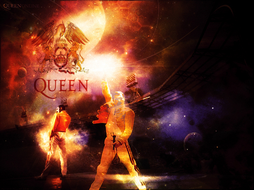 queen fondo de pantalla possibly with a concierto called queen