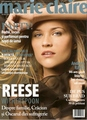 Reese - Marie Claire 12/08