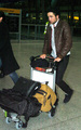 Rob at Heathrow airport - twilight-series photo