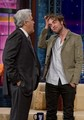 Rob on Tonight Show w/ Jay Leno - twilight-series photo