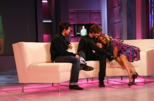 Rob on Tyra Banks Show