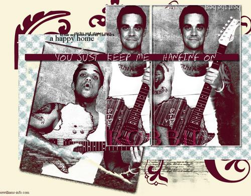 Robbie Williams wallpaper entitled Rob