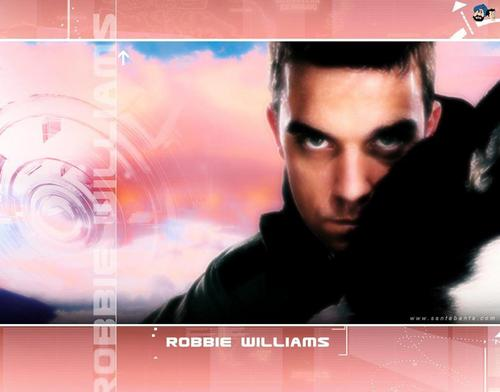 Rob - robbie-williams Fan Art