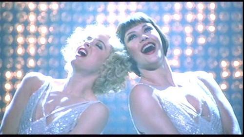 Roxie and Velma