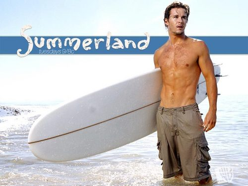 Hottest Actors wallpaper called Ryan Kwanten