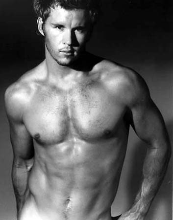 Ryan Kwanten wallpaper with a six pack, a hunk, and skin entitled Ryan