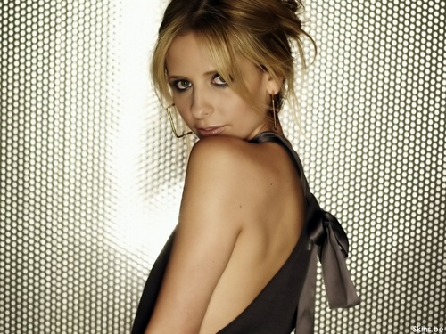 Sarah Michelle Gellar achtergrond probably with skin entitled SMG
