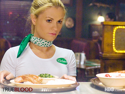 Sookie Stackhouse wallpaper containing a lunch, a brunch, and a dinner called SOOKIE STACKHOUSE