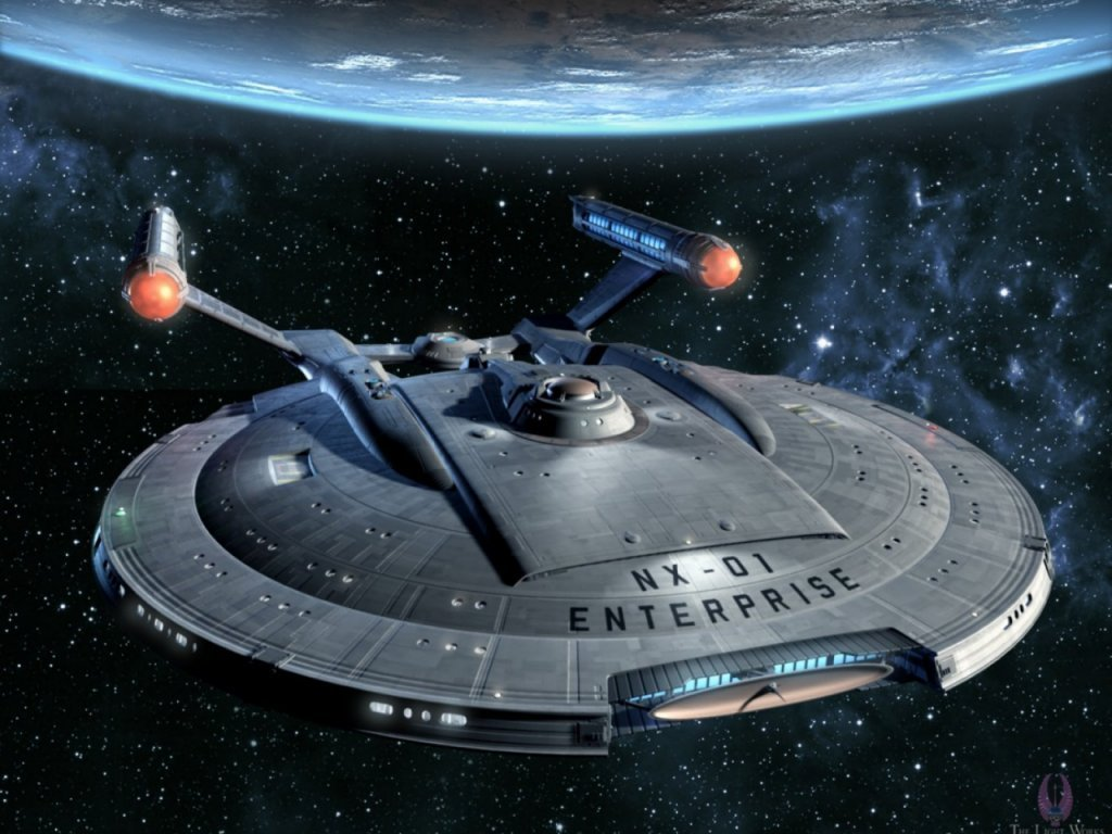 star trek future starship - photo #46