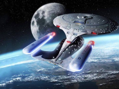 STAR TREK Starships - star-trek Wallpaper