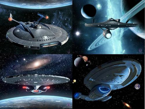 STAR TREK Starships