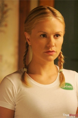 True Blood wallpaper with a jersey entitled Sookie