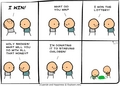 Sorry i'ts been a while for me to post.... - cyanide-and-happiness photo