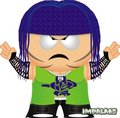 South Park Jeff Hardy.