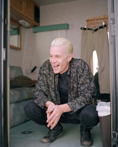 Spike/James Marsters