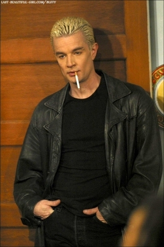 Spike/James Marsters