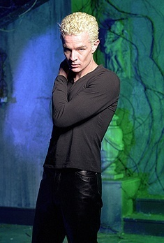 Buffy the Vampire Slayer wallpaper possibly with a business suit called Spike/James Marsters