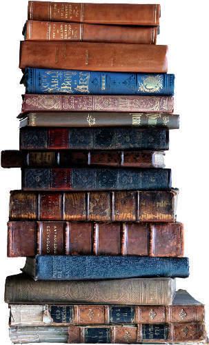 Stack of boeken