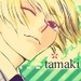 Tamaki is winking at anda