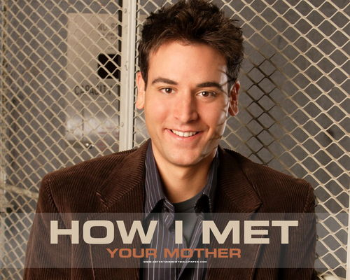 Ted - how-i-met-your-mother Wallpaper