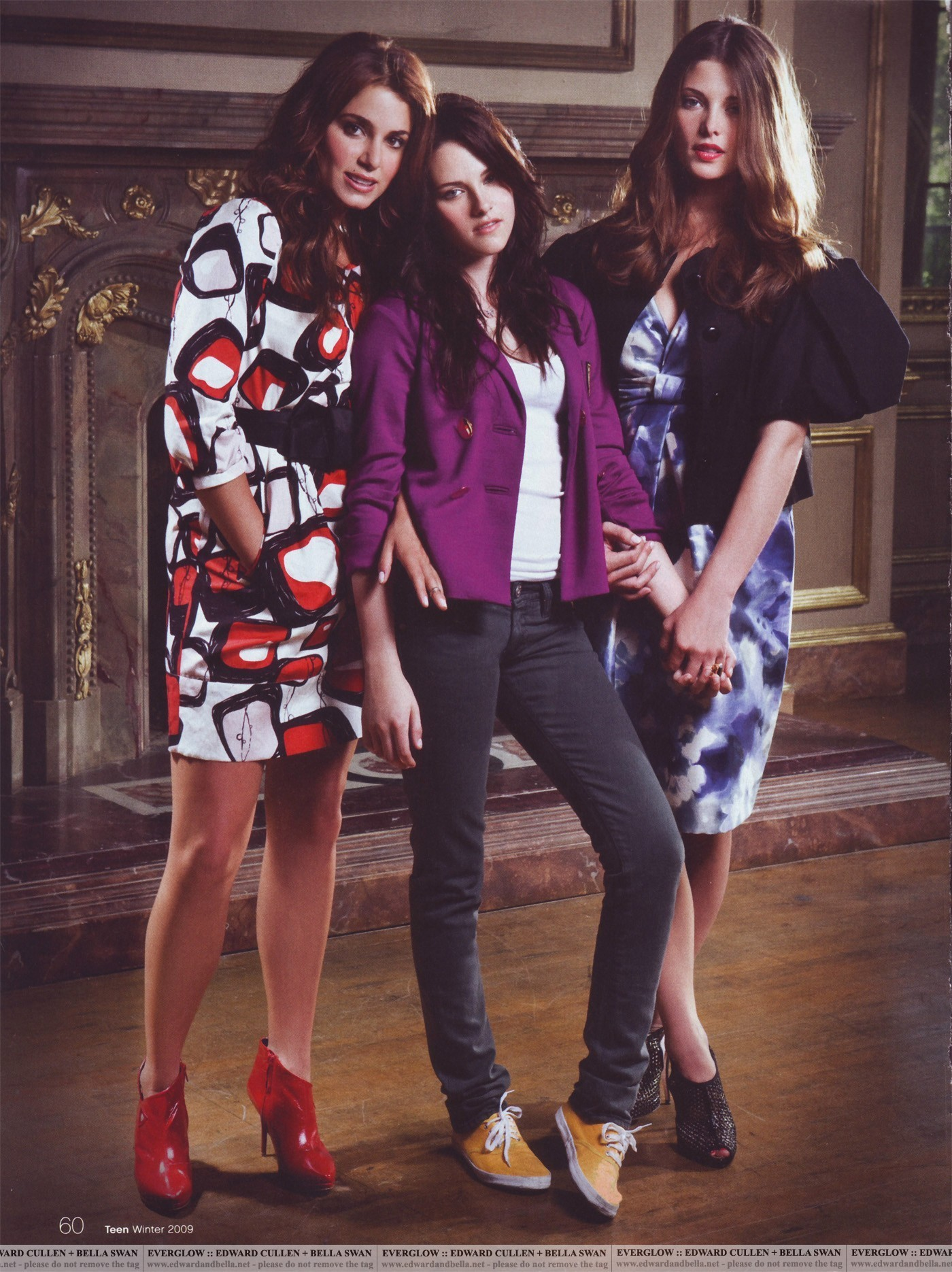 Twilight Cast Teen Magazine 9
