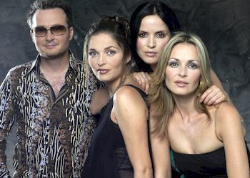The Corrs wallpaper entitled The Corrs