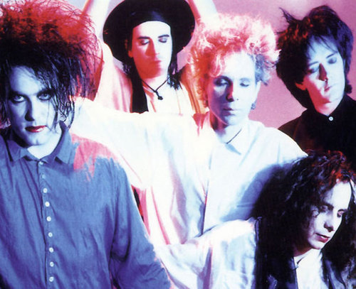 Robert Smith wallpaper entitled The Cure