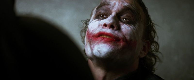 the dark knight wallpaper joker. The Joker
