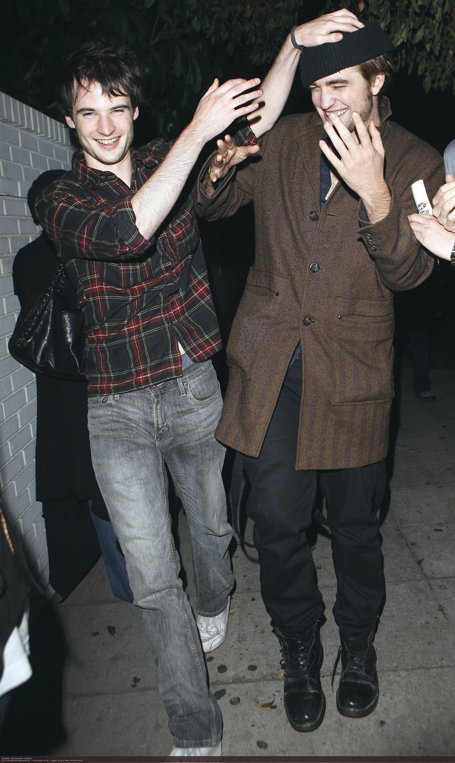 Is tom sturridge gay