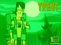 Trent's green - total-drama-island fan art