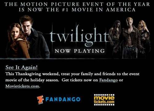 Twilight- #1 Movie in America