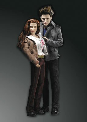 Twilight Dolls- Edward & Bella