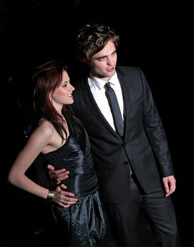 Twilight - Londres Premiere
