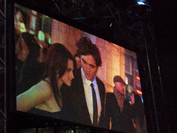Twilight- London premiere
