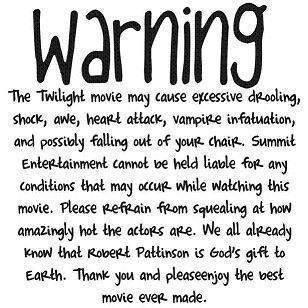 Twilight कोट्स