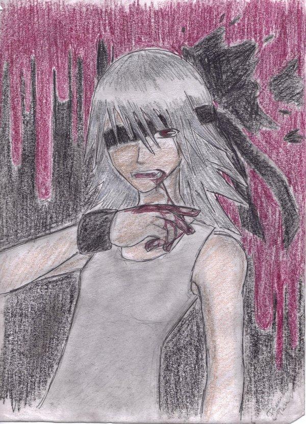vampire riku - kingdom hearts fan art  2945440